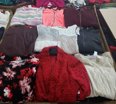Fall-Winter clothing Mix Liquidatio