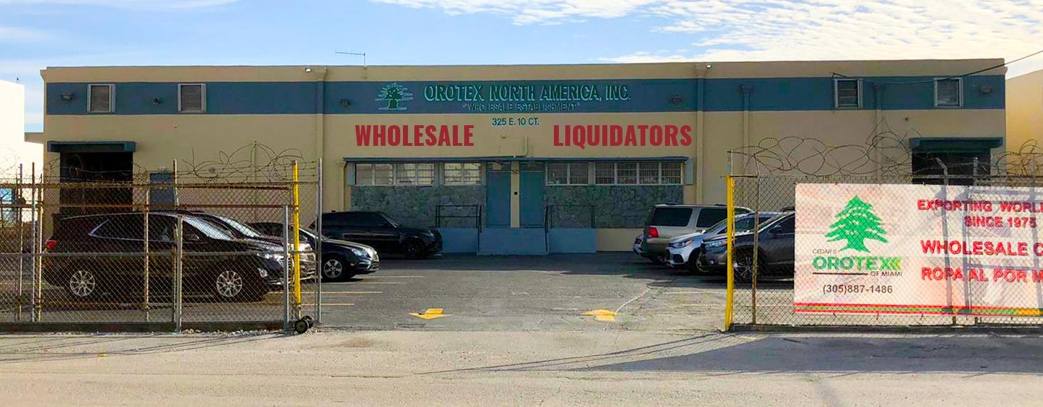 orotex liquidation exterior