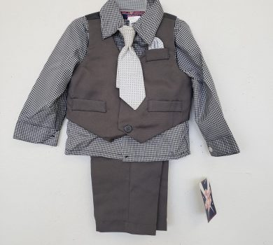 Kids clothing set pants and tshirt