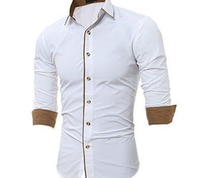 white-casual-shirt
